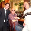 Bud, Paul Shaffer, Tom Bones Malone