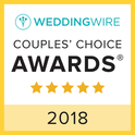 2018 Pick - WeddingWire Couples' Choice Awards